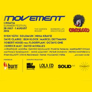 MOVEMENT CROATIA SUMMER FESTIVAL -27072016