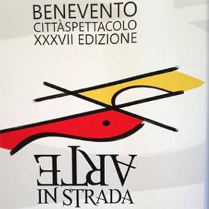Benevento XXXVII Festival Città Spettacolo . Tutto pronto per l'inizio.